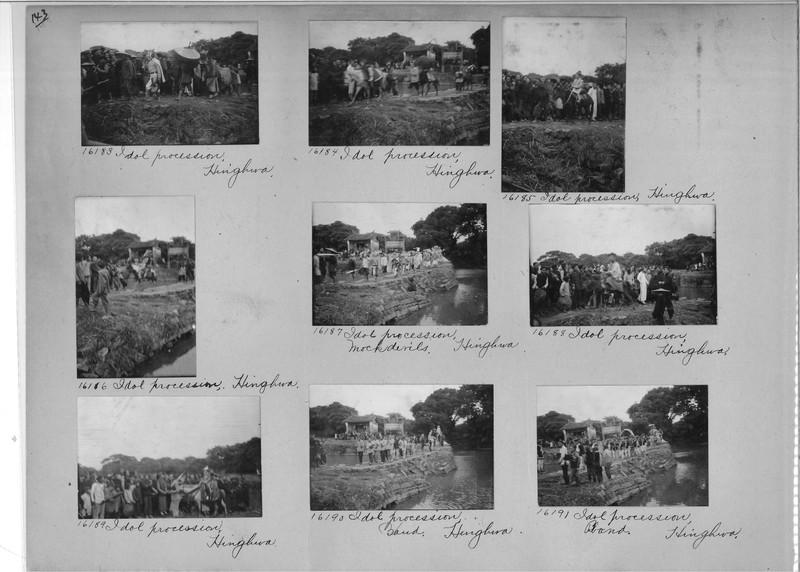 Mission Photograph Album - China #4 page 0143
