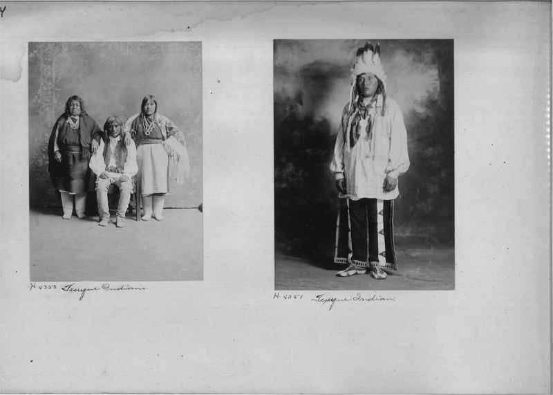 Mission Photograph Albums - Indians #1 page 0094