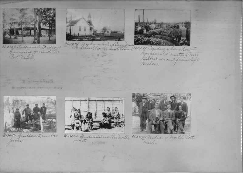 Mission Photograph Albums - Indians #1 page 0014