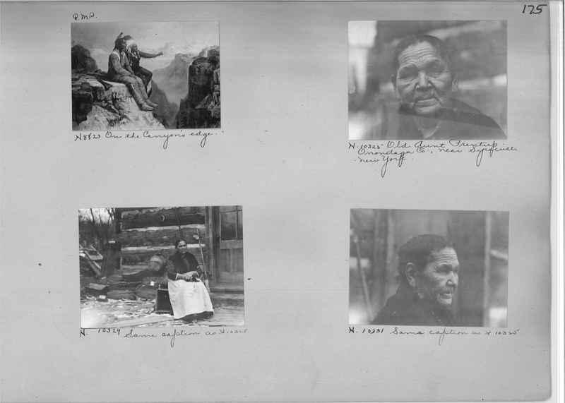 Mission Photograph Albums - Indians #1 page 0175