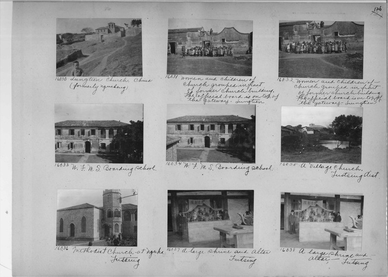 Mission Photograph Album - China #4 page 0126
