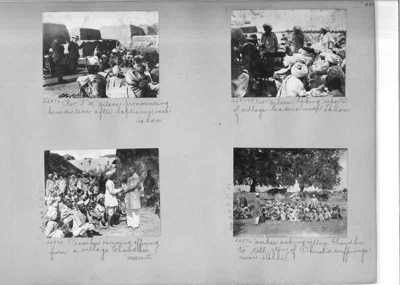 Mission Photograph Album - India #03 page_0169
