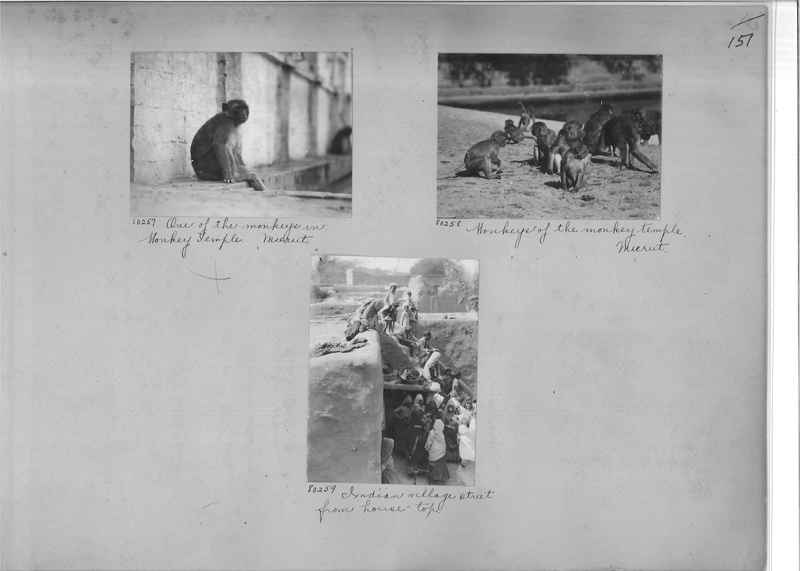Mission Photograph Album - India #09 Page 0151