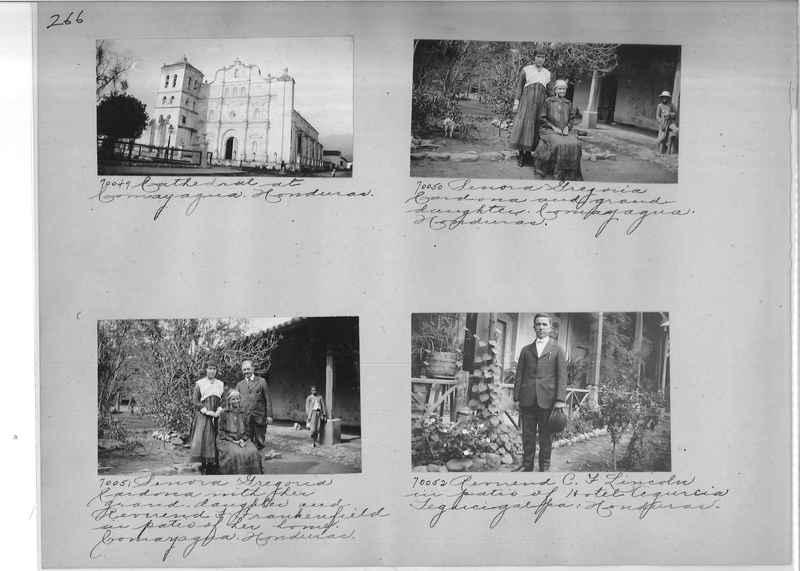 Mission Photograph Album - Panama #02 page 0266