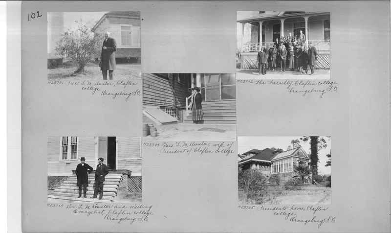 Mission Photograph Album - Negro #3 page 0102