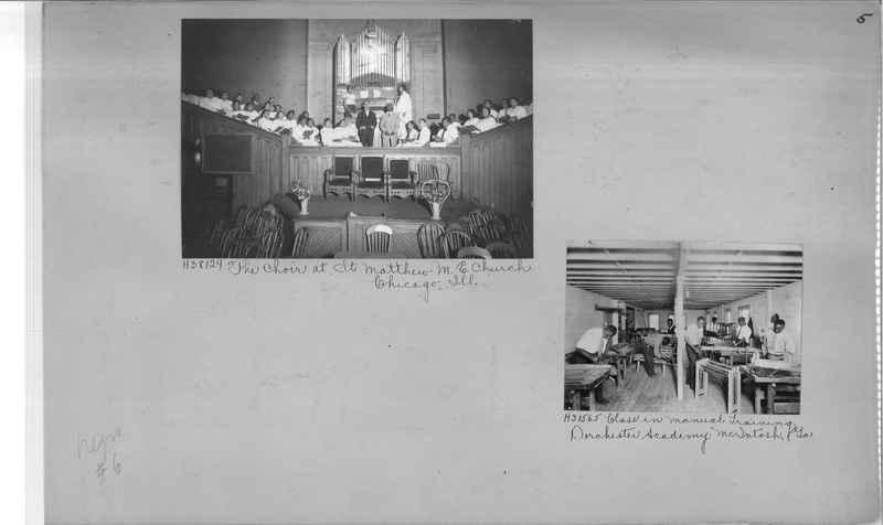Mission Photograph Album - Negro #6 page 0005