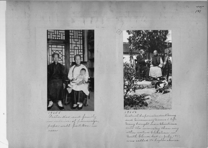 Mission Photograph Album - China #6 page 0101