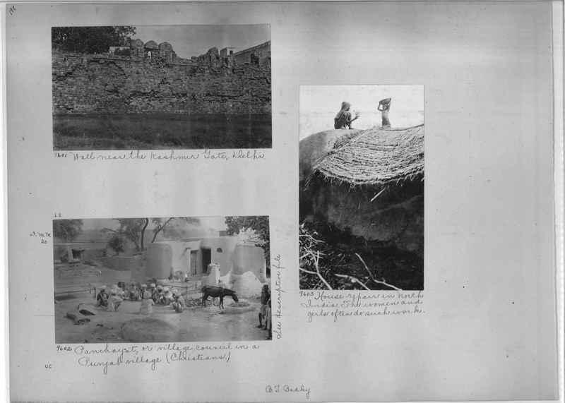 Mission Photograph Album - India #01 page 0198