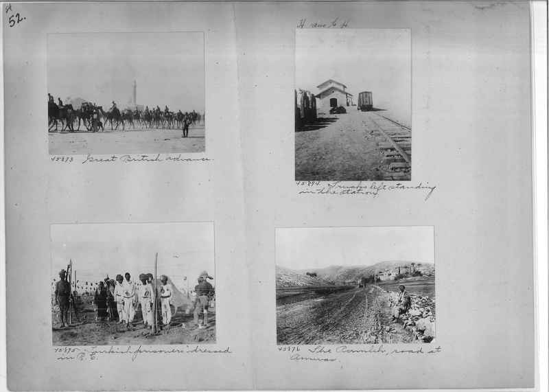 Mission Photograph Album - Western Asia - #01 page_0052