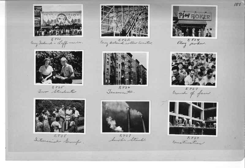 Mission Photograph Album - Cities #18 page 0181