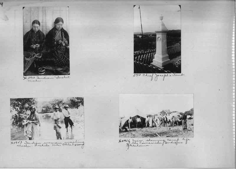 Mission Photograph Albums - Indians #1 page 0134