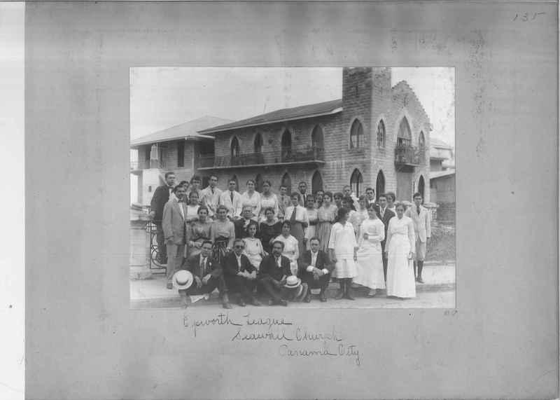 Mission Photograph Album - Panama OP #01 0135