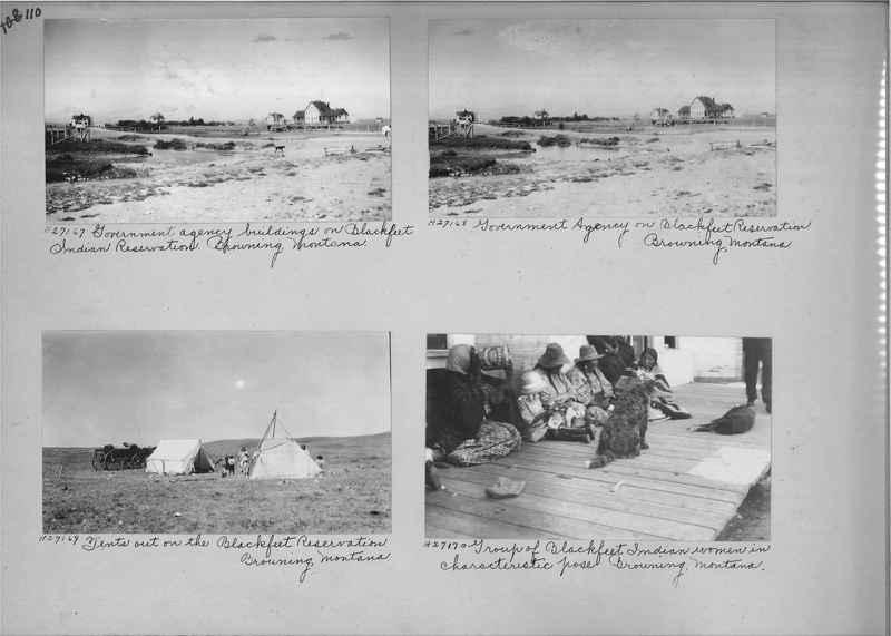 Mission Photograph Album - Indians #2 page_0110