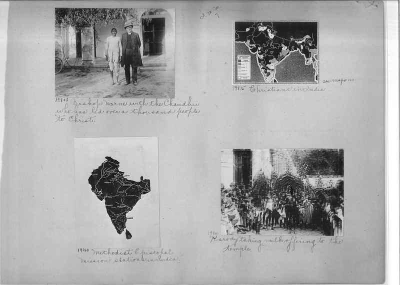 Mission Photograph Album - India #03 page_0003