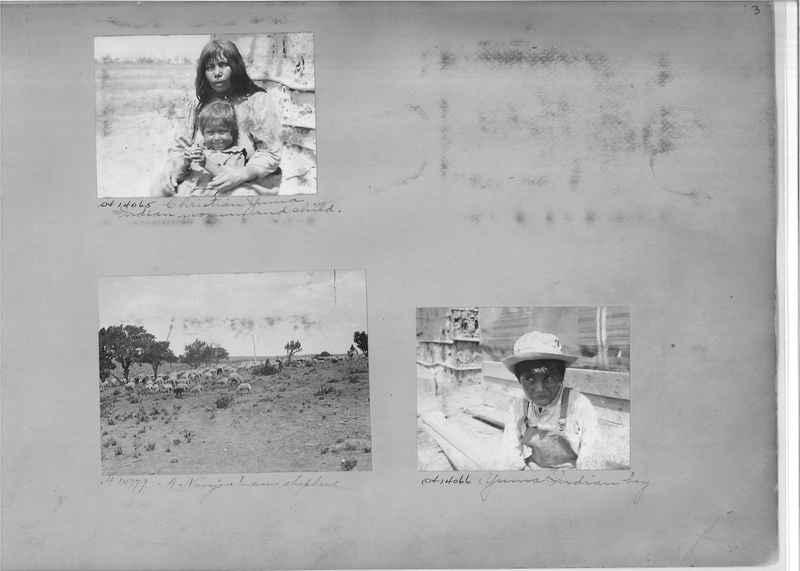Mission Photograph Album - Indians #2 page_0003