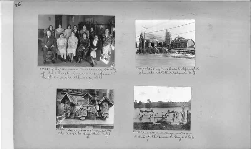 Mission Photograph Album - Cities #17 page 0076