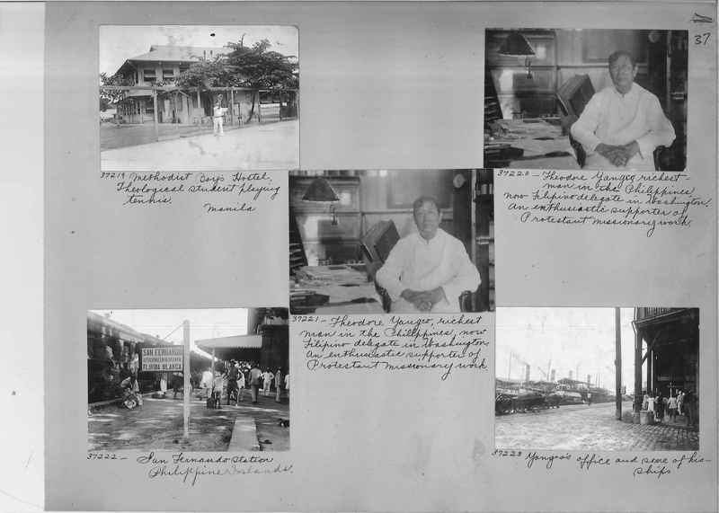 Mission Photograph Album - Philippines OP #01 page 0037