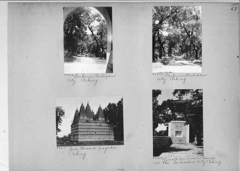 Mission Photograph Album - China #12 page 0063