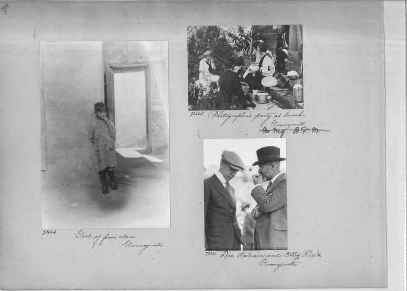 Mission Photograph Album - Mexico #04 page 0134