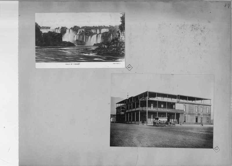 Mission Photograph Album - South America O.P. #1 page 0087
