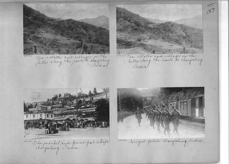 Mission Photograph Album - India #08 Page 0157