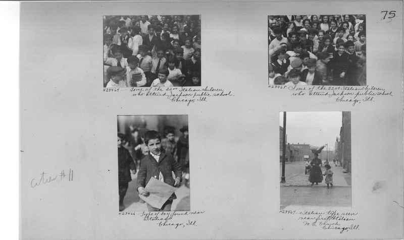 Mission Photograph Album - Cities #11 page 0075