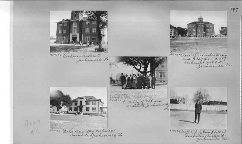 Mission Photograph Album - Negro #3 page 0187