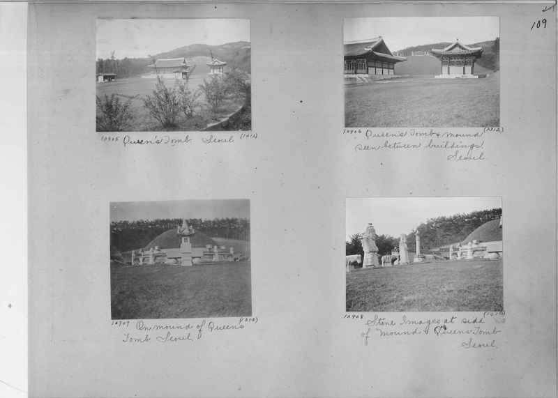 Mission Photograph Album - Korea #1 page 0109