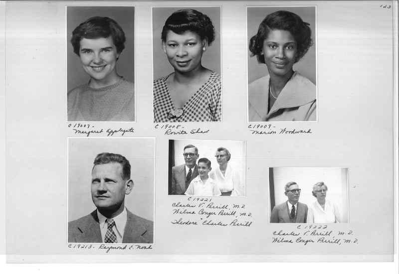 Mission Photograph Album - Portraits #08 Page 0123
