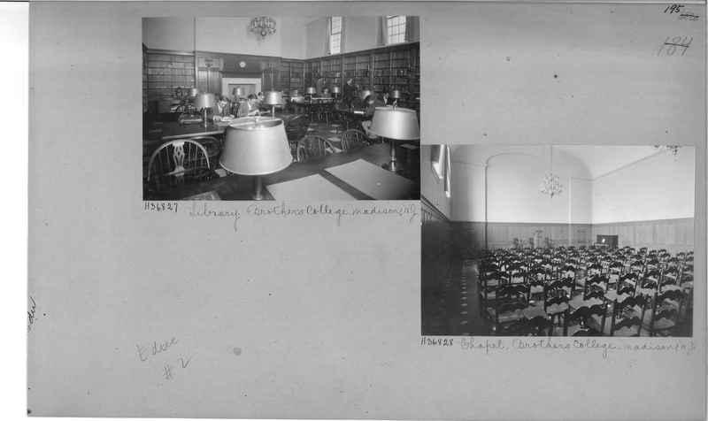 Mission Photograph Album - Education #2 page 0195
