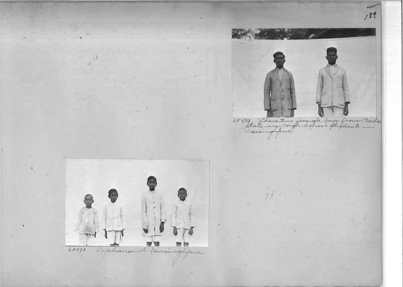 Mission Photograph Album - India #08 Page 0189