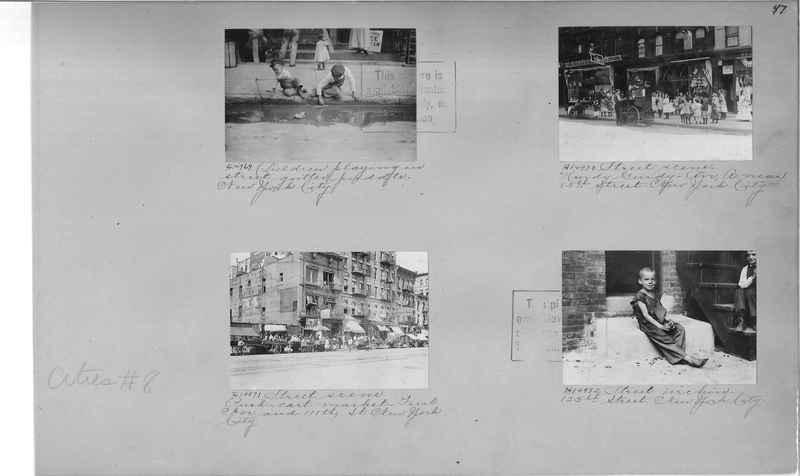 Mission Photograph Album - Cities #8 page 0047