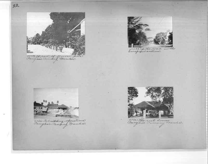 Mission Photograph Album - Malaysia #5 page 0022
