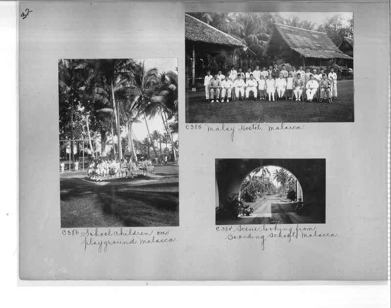 Mission Photograph Album - Malaysia #7 page 0032