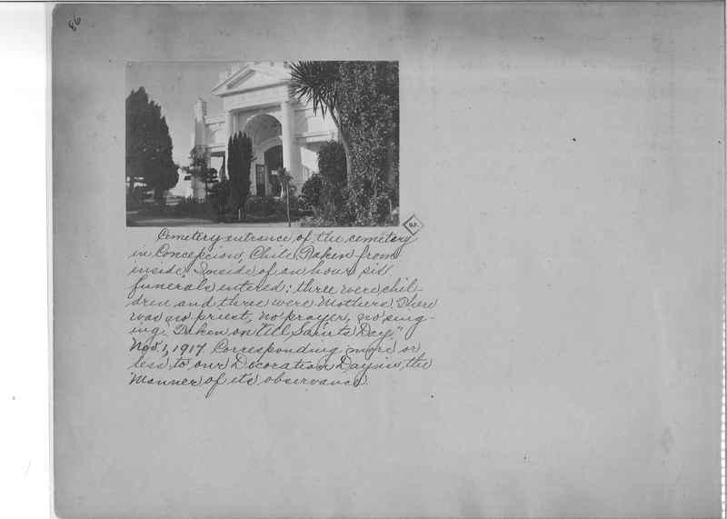 Mission Photograph Album - South America O.P. #1 page 0086