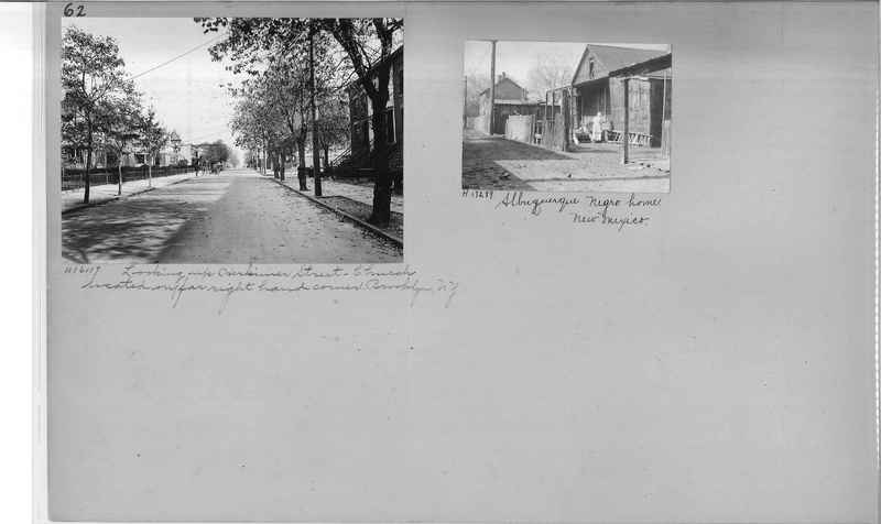 Mission Photograph Album - Negro #2 page 0062