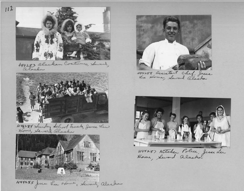 Mission Photograph Album - Alaska #1 page 0112