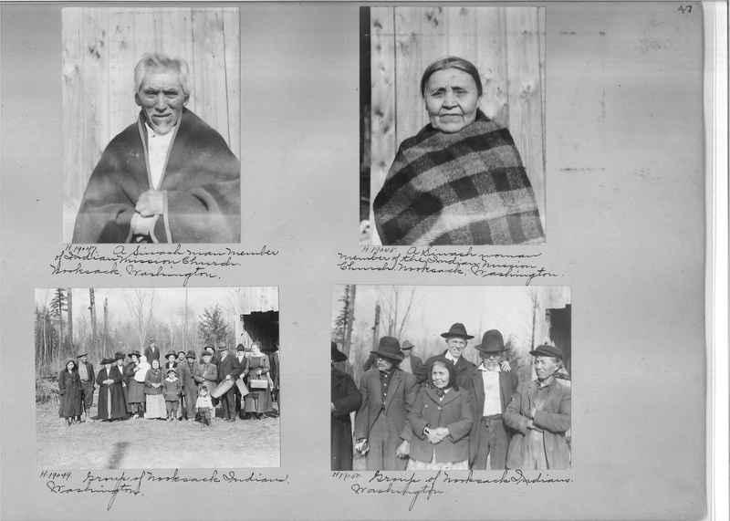 Mission Photograph Album - Indians #2 page_0047