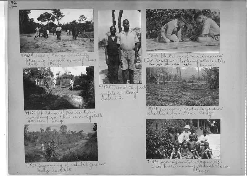 Mission Photograph Album - Africa #14 page 0142