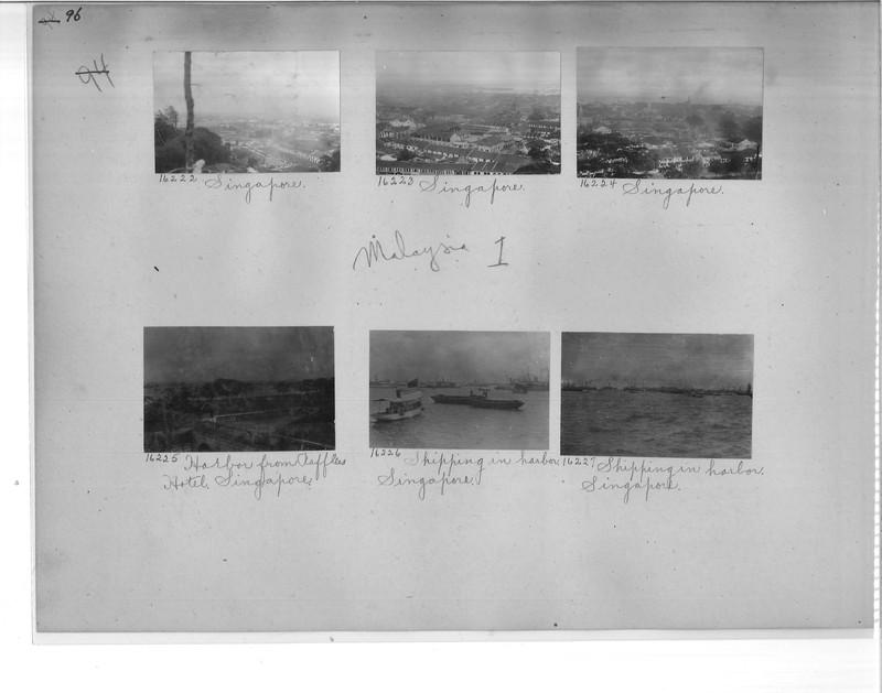 Mission Photograph Album - Malaysia #1 page 0096