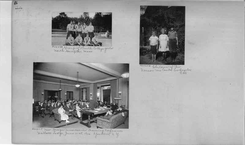 Mission Photograph Album - Cities #10 page 0086