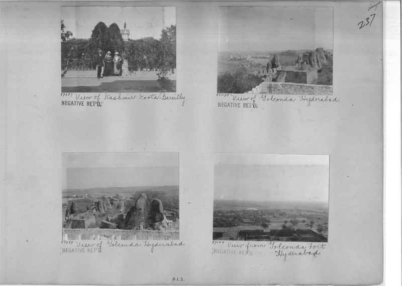 Mission Photograph Album - India #09 Page 0237