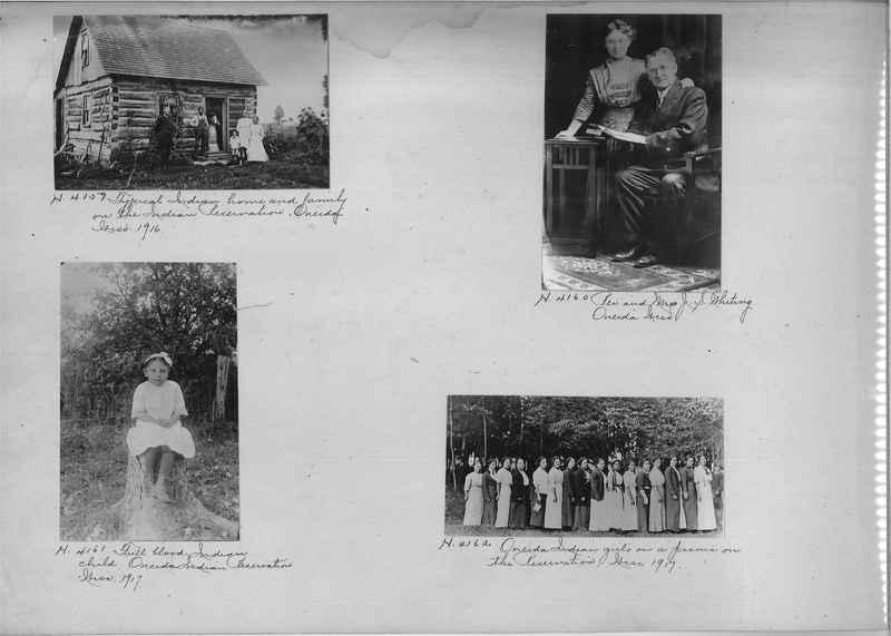Mission Photograph Albums - Indians #1 page 0086