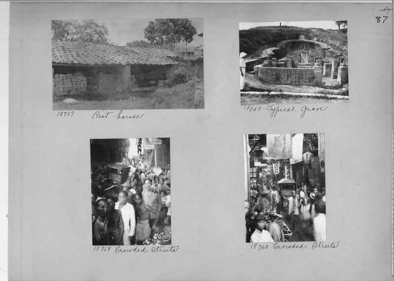 Mission Photograph Album - China #5 page 0087