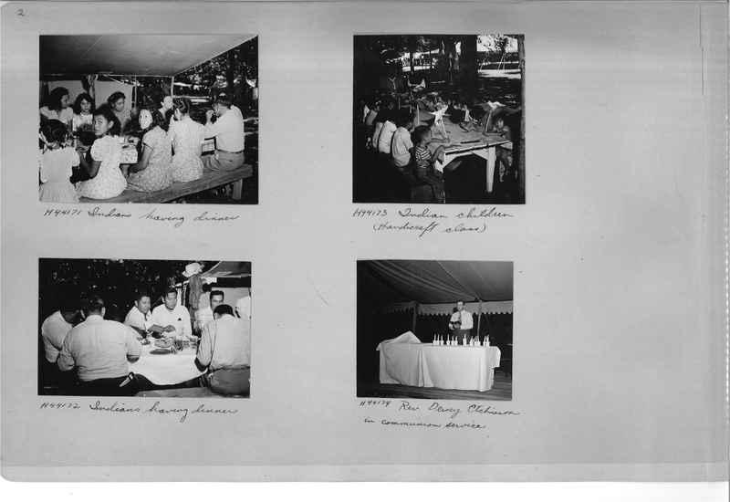 Mission Photograph Albums - Indians #3 Page_0002
