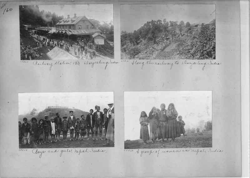 Mission Photograph Album - India #08 Page 0160
