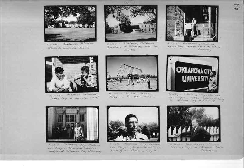 Mission Photograph Albums - Indians #3 Page_0065