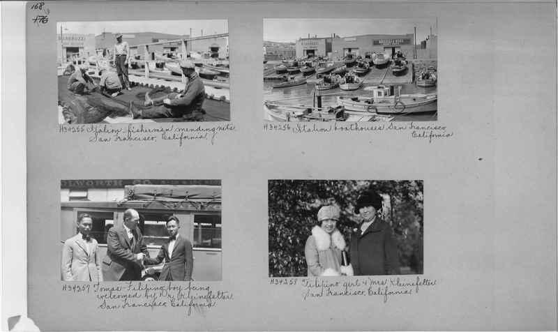 Mission Photograph Album - Cities #15 page 0168