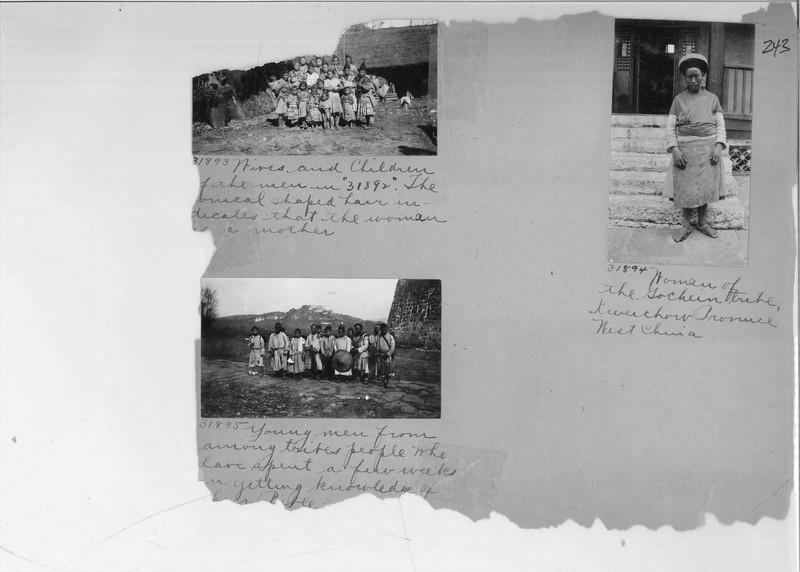 Mission Photograph Album - China #7 page 0243