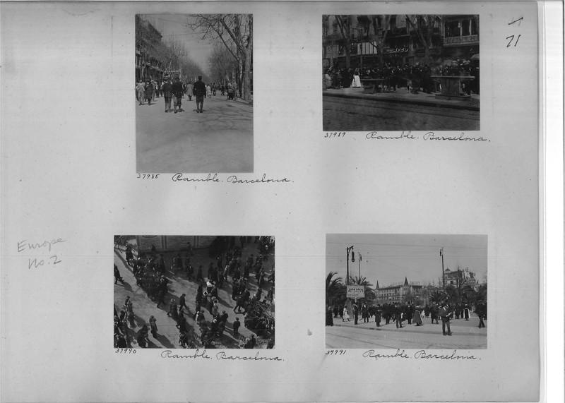 Mission Photograph Album - Europe #02 Page 0071